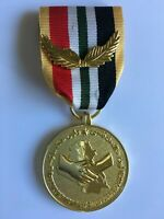IRAQ COMMITMENT MEDAL (CIVILIAN VERSION) WITH AWARD CERTIFICATE