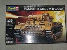 Maquette Panzer III Ausf.M (Flamm) 1/35 Revell 03022