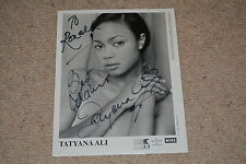TATYANA ALI  signed Autogramm In Person DER PRINZ VON BEL AIR Will Smith 20x25