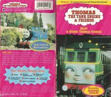 Rare Vintage Thomas Train Tank Engine Friends Daisy VHS video