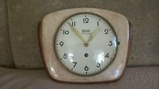 Kitchen Clock  GALANT  SCHWEBE-ANKER  made in Germany - 1950s / 60s