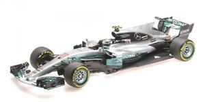 Mercedes-Amg F1 W08 Eq Power No.77 Chinese Gp Formula 1 2017 (Valtteri Bottas)