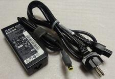 Lenovo 90W Netzteil mit Stromkabel für Lenovo T410,T420, T430, T510, T520, T530