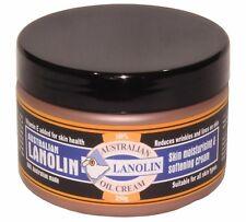 Lanolin Moisturising Cream 250g Australian Moisturizing & Soften With Vitamin E