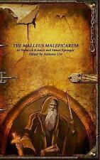 The Malleus Maleficarum by Heinrich Kramer and James Sprenger (2016, Hardcover)
