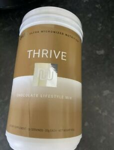 Thrive Chocolate Lifestyle Shakes Full Canister Brand New