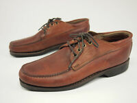Gokey vintage Sauvage hunting oxfords 8.5 D
