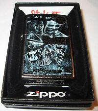 Slipknot Zippo Lighter Authentic 2015 Licensed Rock N Roll