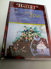 "DVD ""BALLET PETER AND THE WOLF / L'ENFANT ET LES SORTILEGES"" COMO NUEVO ROYAL BA"