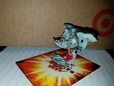 Bakugan Spindle Gray Haos Maxus Helios 550G