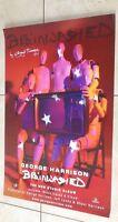George Harrison / UK Promo Poster for Brainwashed