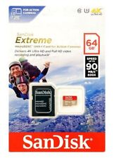 64GB Camera Memory Cards for Universal High Speed