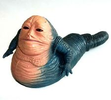 "STAR WARS 10 inch long Jabba The Hutt 3.75"" scale toy action creature figure"