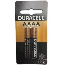 Duracell Ultra AAAA Alkaline Battery 1.5V LR8D425, E96, 25A, MN2500, MX2500