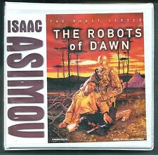 Robots of Dawn by Isaac Asimov, read by William Dufris