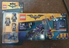 LEGO Batman Movie bundle 70902 853651 Catwoman Chase & accessory set sealed