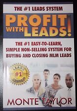Taylor Jr., Mr. Monte E. Profit With Leads: The #1 Easy-to-Learn,