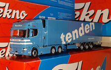 Tenden Norway Scania S 6x2 + Thermo Trailer 3a Tekno 1/50