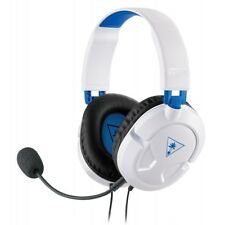 Turtle Beach Turtlebeach Ear Force Recon 50p White Wired Gaming Headset for Ps4