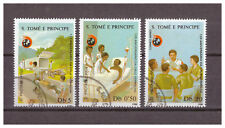 Sao Tomé and Principe, 125 Jahre International Red cross Michel Number 1072 -