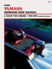 1990-1995 Yamaha 2-250 HP Outboard Repair Manual 85 115 130 150 175 200 225 B784