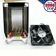 New Heatsink Kit for HP Z840 Z820 749598-001 782506-001 w/ Fan 647113-001 US