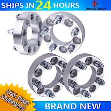 4 PCS 5x4.5 for 2007-2014 Ford Edge 1.25 Inch Wheel Spacers