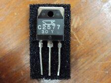 2sc2577 Npn Planar Silicon Transistor Audio Power Sanken Nos