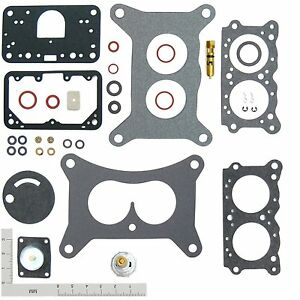 "Ford 1966-61 289"" 352""  390"" 406"" 6.7L (3 x 2 Carbs) H-2 2300 Carburetor Kit"