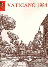 VATICANO 1984 Libro Filatelico