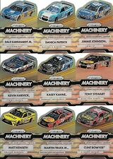 2016 PANINI PRIZM ~MACHINERY~ (PRIZM VERSION) COMPLETE PARALLEL INSERT SET 1-9