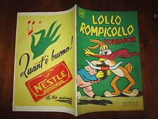 WALT DISNEY ALBO D'ORO  N°365 LOLLO ROMPICOLLO DEL 13-12-1952