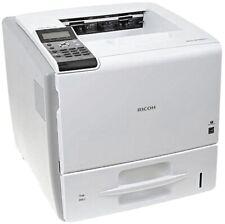 RICOH AFICIO SP 5200DN BLACK AND WHITE LASER PRINTER 47ppm