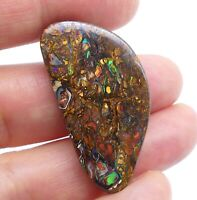 Australian Opal Koroit Solid Natural Polished Gemstone Loose Stone Lapidary10309