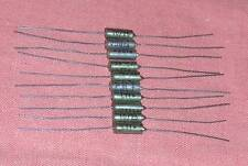 LOT 10 Condensateurs LTT CTS13 Tantal Solide NEUFS 10µF - 25V DC -10uF polarisés