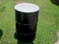 Sealed metal steel 55 gallon drum drums barrel barrels food grade