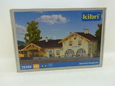 Lot 20403 | Kibri ho 39388 estación Grasbrunn kit nuevo en OVP