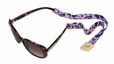 LILLY PULITZER Sunglasses Strap BOOZE CRUISE Nautical Cotton Sunglass Croakies N