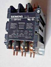 Siemens 42BF35AG Furnas Definite Purpose Contactor 30V 3P NEW