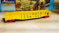 Athearn Illinois  terminal 50' gondola car, HO