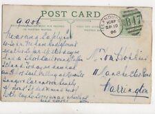 Tom Hopkins Manchester Road Warrington 1906  131b