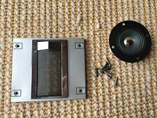 Vintage Sansui S-730 Tweeter Speaker with original screws/cover. T-189B