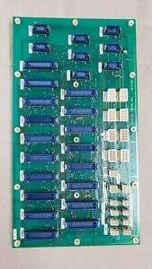 Mazak Horizontal Machine H400N M/C Terminal Board, FH480, H400