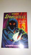 Spooksville Tome 9 - La pierre maléfique - Christopher Pike