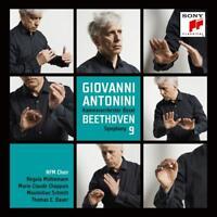 SINFONIE 9 - ANTONINI,GIOVANNI/KAMMERORCHESTER BASEL/BEETHOVEN/+   CD NEW+