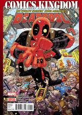 Deadpool Comic Set #1-36 NM