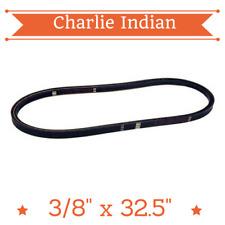 Premium V Belt 3/8x32.5 Fits Craftsman 146527 157769 532157769 137078 (9848)