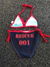 Rescue 001 Bikini Girls Aged 12-14 Stripe