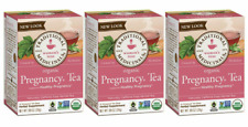 Traditional Medicinals Pregnancy Tea, Organic Women's Tea 16 CT (Pack of 3) 5/22
