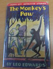 The Monkey's Paw Leo Edwards POPPY OTT in jacket SIGNED by Edwards!
